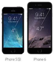 Мобильная новость - IPhone 6 здесь с дисплеем большего размера и супер-тонким профилем
