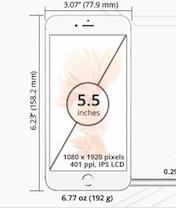 Мобильная новость - Обзор Apple iPhone 6s Plus - Дисплей, 3D Touch