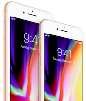 Мобильная новость - iPhone 8 и iPhone 8 Plus: обновлённый дизайн, беспроводная зарядка и улучшенные камеры