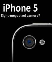 Мобильная новость - У Apple iPhone 5 будет 8-Мп камера производства Тайвань