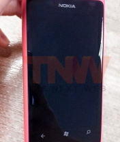 Мобильная новость - Просочились фотографии розовой версии Nokia 800 Sun