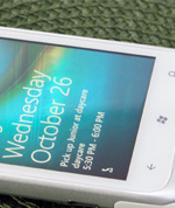 Мобильная новость - Обзор смартфона HTC Radar 4G (T-Mobile) на базе  Windows Phone 7.5