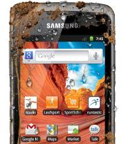 Мобильная новость - Защищенный Samsung Galaxy Xcover на базе Gingerbread не боится грязи