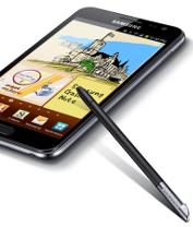 Мобильная новость - Samsung представит Galaxy Note S вместо Galaxy S III на MWC?