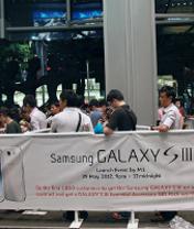 Мобильная новость - Samsung, возможно, недооценила спрос на Galaxy S III: ошибка оценивается в 2 миллиона товарных единиц