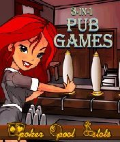 Скачать 3 in 1 Pub Games бесплатно на телефон Паб игры 3 в 1  - java игра