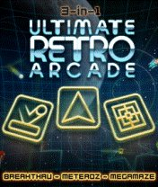 Скачать 3 in 1 Ultimate Retro Arcade бесплатно на телефон Ретро аркады 3 в 1 - java игра
