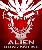 Скачать бесплатно игру Alien Quarantine - java игра для мобильного телефона. Скачать Карантин чужих