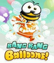 Bang Bang Balloons Скачать бесплатно игру Взрыв воздушных шариков - java игра для мобильного телефона