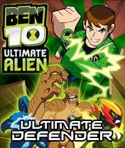 Скачать бесплатно игру Ben 10 Ultimate Alien: Ultimate Defender - java игра для мобильного телефона. Скачать Бэн 10 ультиматум: Последний защитник