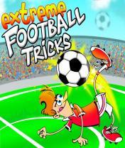 Скачать бесплатно игру Extreme Football Tricks - java игра для мобильного телефона. Скачать Экремальные футбольные трюки