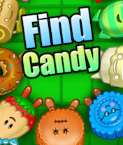 ������� Find Candy ��������� �� ������� ����� �������� - java ����