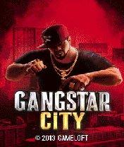Скачать бесплатно игру Gangstar city - java игра для мобильного телефона. Скачать Город ганстеров