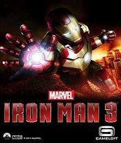 Скачать бесплатно игру Iron Man 3 - java игра для мобильного телефона. Скачать Железный человек 3
