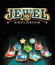 Jewel Explosion 2 Скачать бесплатно игру Взрыв самоцветов 2 - java игра для мобильного телефона