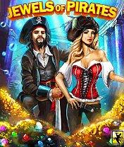 Скачать бесплатно игру Jewels of Pirates - java игра для мобильного телефона. Скачать Сокровища пиратов