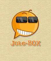 Скачать бесплатно игру Joke-BOX - java игра для мобильного телефона. Скачать Сборник прикольных смс-сообщений