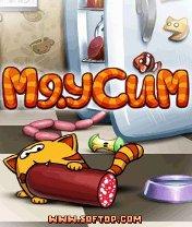Скачать бесплатно игру MeowSim - java игра для мобильного телефона. Скачать МяуСим