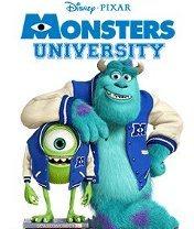 Скачать бесплатно игру Monsters University - java игра для мобильного телефона. Скачать Университет монстров