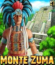 Скачать бесплатно игру Montezuma - java игра для мобильного телефона. Скачать Легенды Монтесумы