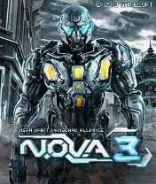N.O.V.A. 3 Скачать бесплатно игру НОВА 3 - java игра для мобильного телефона