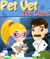 Скачать Pet Vet: The Clinic бесплатно на телефон Ветеринарная клиника - java игра