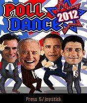 Poll Dance 2012 Скачать бесплатно игру Предвыборные танцы 2012 - java игра для мобильного телефона