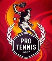 Скачать бесплатно игру Pro Tennis 2013 - java игра для мобильного телефона. Скачать Про теннис 2013