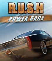 Скачать R.U.S.H. Power Rase бесплатно на телефон R.U.S.H. Мощное скольжение - java игра
