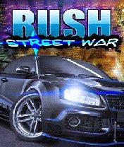 Скачать бесплатно игру R.U.S.H. Street Wars - java игра для мобильного телефона. Скачать R.U.S.H. Уличные войны