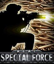 Скачать бесплатно игру Real Special Force - java игра для мобильного телефона. Скачать Настоящий спецназ