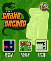 Скачать бесплатно игру Snake Arcade - java игра для мобильного телефона. Скачать Змейка: Аркада