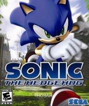 Скачать бесплатно игру Sonic the Hedgehog - java игра для мобильного телефона. Скачать Еж Соник