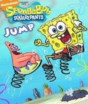 Sponge Bob jump Скачать бесплатно игру Прыгающий Губка Боб - java игра для мобильного телефона