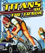 Скачать бесплатно игру Titans of the Track - java игра для мобильного телефона. Скачать Титаны трека
