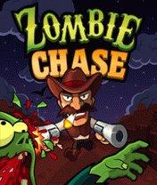 Скачать бесплатно игру Zombie Chase - java игра для мобильного телефона. Скачать Охота на зомби