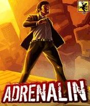 Adrenaline +Touch Screen Скачать бесплатно игру Адреналин +Touch Screen - java игра для мобильного телефона