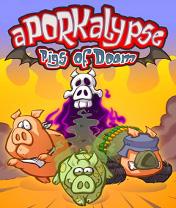 Aporkalypse - Pigs of Doom Скачать бесплатно игру Свинопокалипсис: Свиньи судьбы - java игра для мобильного телефона