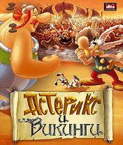 Asterix and the Vikings Скачать бесплатно игру Астерикс и викинги - java игра для мобильного телефона