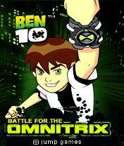 Ben 10: Battle For The Omnitrix) Скачать бесплатно игру Бен 10: Битва за Omnitrix - java игра для мобильного телефона