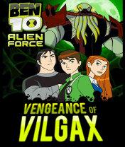Ben 10: Vengeance of the Vilgax Скачать бесплатно игру Бен 10: Месть вилгакса - java игра для мобильного телефона