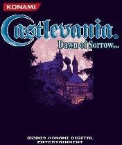 Castlevania: Dawn of Sorrow Скачать бесплатно игру Кастельвания: Рассвет печали - java игра для мобильного телефона