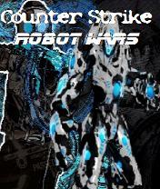 Скачать бесплатно игру Counter Strike: Robot Wars - java игра для мобильного телефона. Скачать Контер-страйк: Война роботов