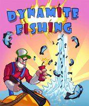 Dynamite Fishing Скачать бесплатно игру Рыбалка с динамитом - java игра для мобильного телефона