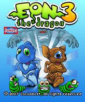 Eon The Dragon 3 Скачать бесплатно игру Дракончик Эон 3 - java игра для мобильного телефона