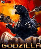 Godzilla: Monster Mayhem Скачать бесплатно игру Годзилла - java игра для мобильного телефона