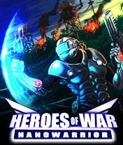 Heroes of War: Nanowarrior Скачать бесплатно игру Герои войны: Нановоин - java игра для мобильного телефона