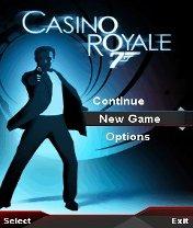 James Bond: Casino Royale Скачать бесплатно игру Джеймс Бонд: Казино рояль - java игра для мобильного телефона