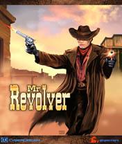 Mr.Revolver Скачать бесплатно игру Меткий стрелок - java игра для мобильного телефона