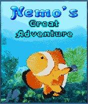 Nemos Great Adventure Скачать бесплатно игру Большое приключение Немо - java игра для мобильного телефона